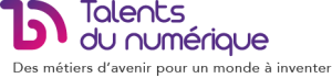 logo talents numerique 300x71 - Bachelor Développement web
