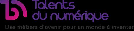 logo talents numerique - L'IIM tisse sa toile au sein des réseaux professionnels du digital