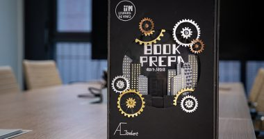 Book Creation Design Couverture IIM 380x200 - Creating A Graphic Design Portfolio: IIM's First Year Students' Challlenge
