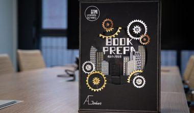 Book Creation Design Couverture IIM 380x222 - Réaliser un Book Graphic Design en un an, le défi des étudiants en année préparatoire à l'IIM