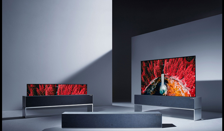 LG OLED R - 10 remarkable innovations from CES 2019