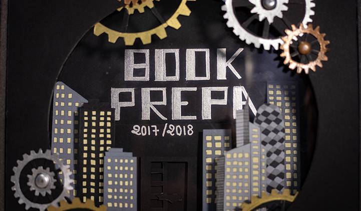 book graphic design IIM prepa - Réaliser un Book Graphic Design en un an, le défi des étudiants en année préparatoire à l'IIM