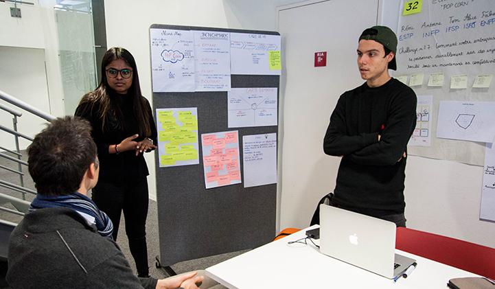 semaine transverse  - La stratégie social media et l'e-réputation, deux enjeux fondamentaux de la communication digitale