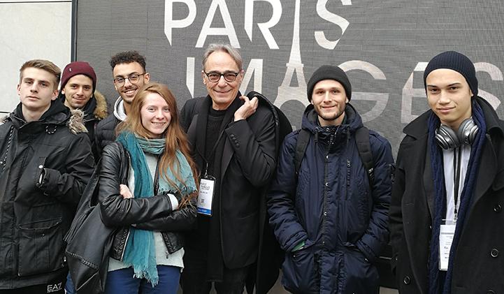 PIDS 2019 IIM  - PIDS 2019 : Les étudiants de l'axe Animation 3D rencontrent les professionnels de la création numérique