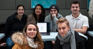 groupe 3 bloomher bap IIM 380x200 - Bloomher, la plateforme d'e-learning pour femmes, fait appel à l'expertise des étudiants de l'IIM.