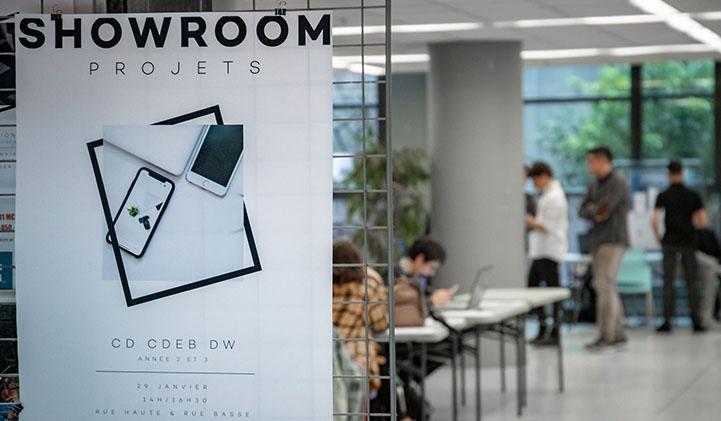 showroom 2019 iim - Showroom 2019 : les étudiants de l'IIM pitchent leurs projets Jeux Vidéo, Web, Digital et Animation 3D
