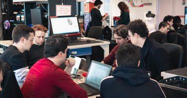 IIM electif impression 3D 380x200 - GG Week : Ubisoft, Wacom et Adobe évaluent les jeux vidéo développés par les étudiants