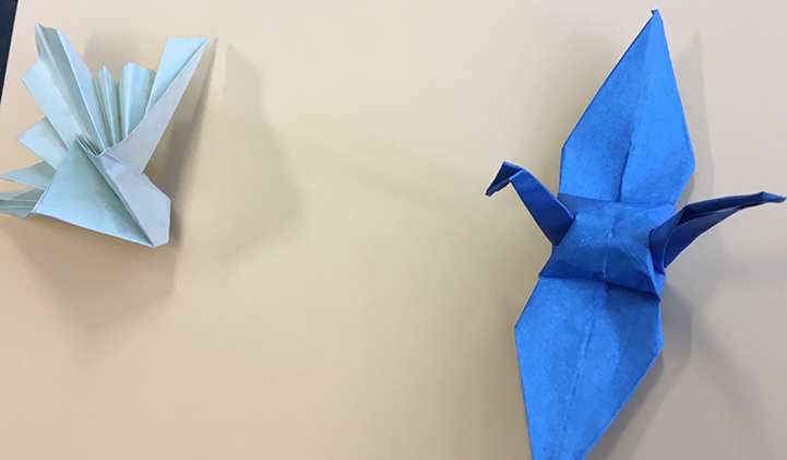 IIM electif japonais origami - Apprendre les bases du japonais et de la culture nippone en cinq jours