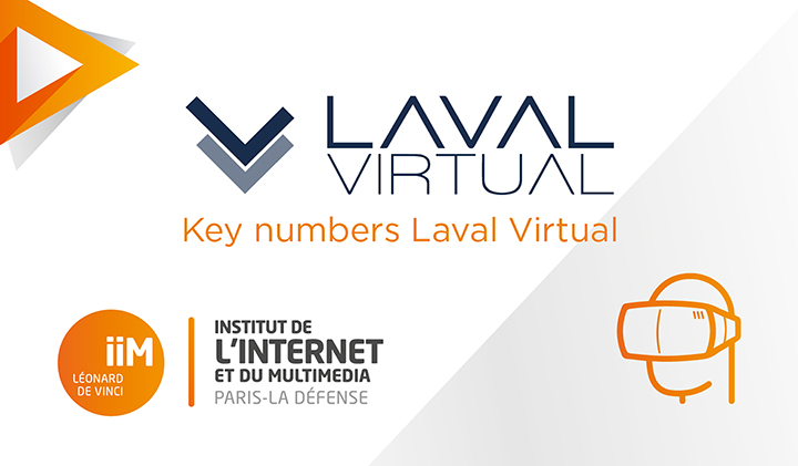 Laval Virtual Infographic