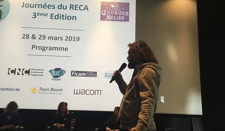 journées reca IIM - Journées RECA : les étudiants de l'IIM élargissent leur réseau avec les écoles d'animation françaises et les professionnels du milieu