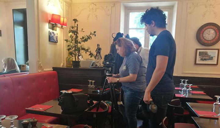 IIM court metrage - Opération court-métrage : 5 jours pour tourner un film