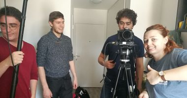 electif court metrage IIM cinema realisation video 380x200 - Tourner et monter un court métrage en une semaine