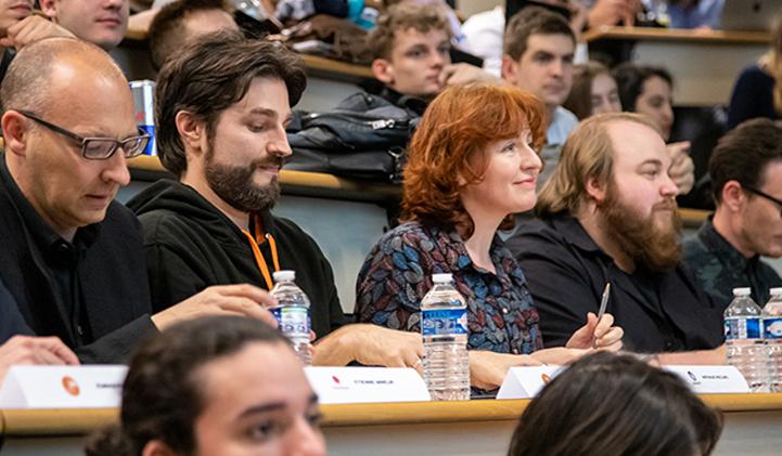 ggweek jury creation design jeux video iim - GG Week : Ubisoft, Wacom et Adobe évaluent les jeux vidéo développés par les étudiants