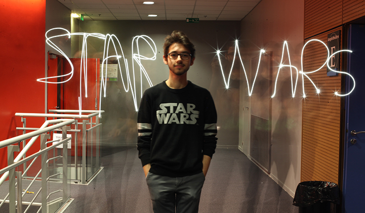 instant star wars iim  - Thomas, promo 2021, créateur de la chaine YouTube l'Instant Star Wars