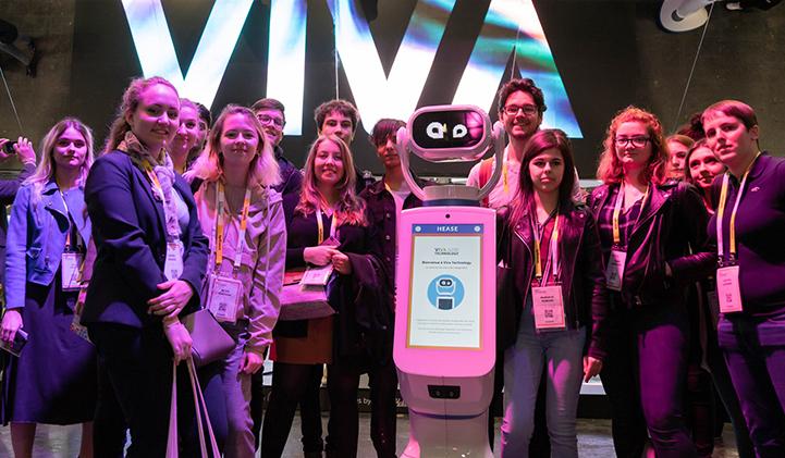 vivatech 2019 iim etudiants french tech  - VivaTech 2019 :  un aperçu du futur de la technologie pour 500 étudiants IIM