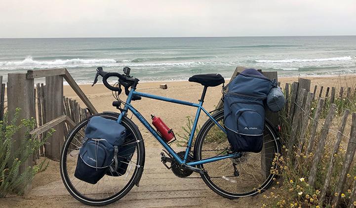 audoin tout de france IIM - Faire le tour de France à vélo : l'incroyable périple d'Audoin, promo 2018