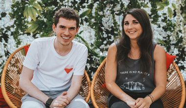 beethic julie alexis iim startup highco 380x222 - BeEthic, la startup créée par deux étudiants du Parcours Startup, remporte 11 000 euros d'aide financière