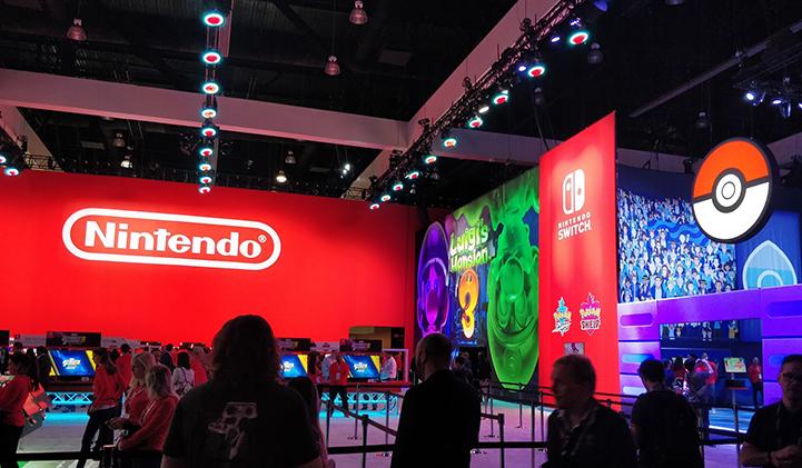 e3 nintendo stand 2019 iim - Que retenir de l'E3 2019 ?