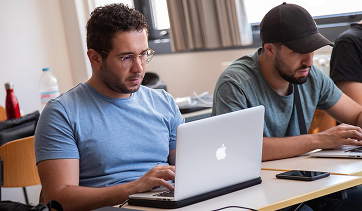 adobe creative jam 2019 IIM - Adobe Creative Jam : les axes Création & Design et Développement Web développent un prototype d'application en 5 jours