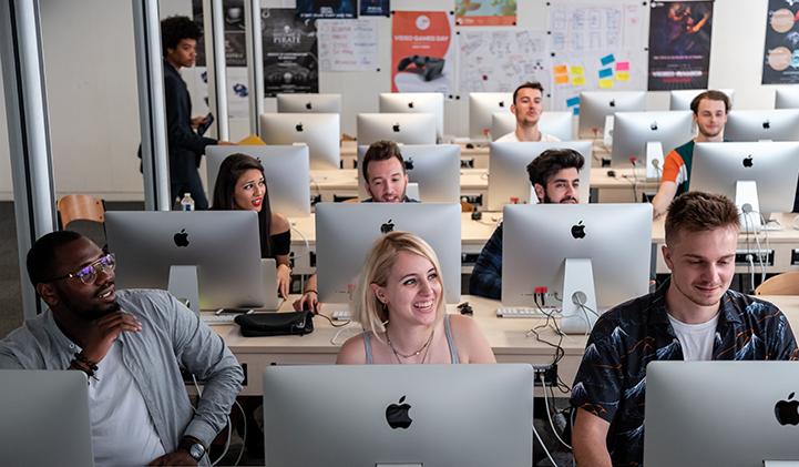 adobe success story iim creation design - Dans les coulisses du tournage de l'Adobe Success Story de trois étudiants en Création & Design