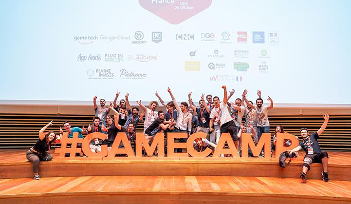 game camp iim jeux video - Game Camp 2019 et Hits Playtime : les étudiants en jeux vidéo multiplient les projets
