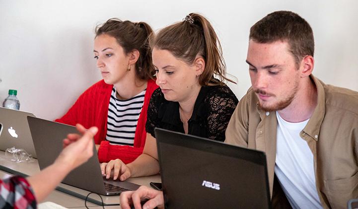 iim adobe creative jam - Adobe Creative Jam : les axes Création & Design et Développement Web développent un prototype d'application en 5 jours