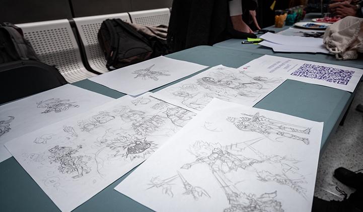 iim illustration creation design - Comment devenir un illustrateur professionnel en freelance ?