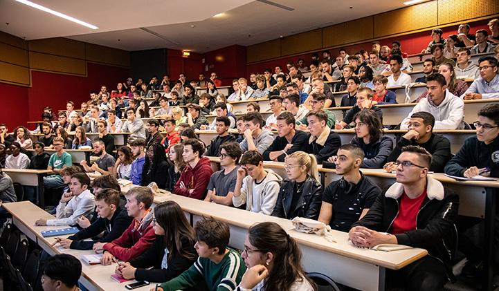 welcome week rentree IIM promo 2024 - La rentrée en école de multimédia : la promo 2024 de l'IIM bien intégrée !