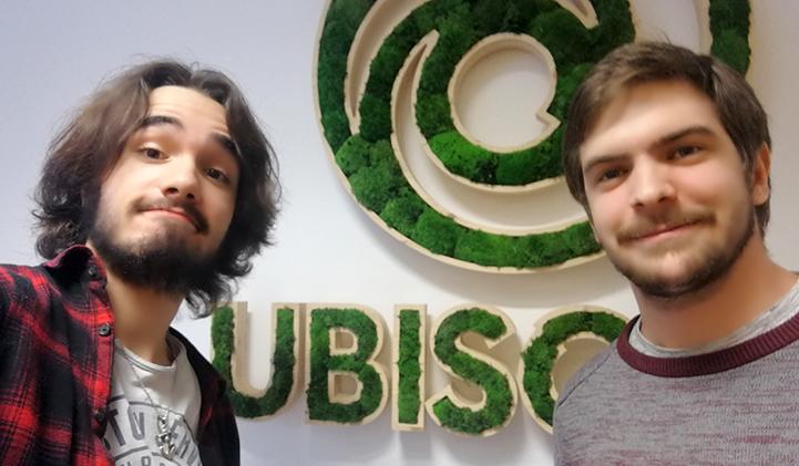 blender jam ubisoft IIM - Blender Jam : deux étudiants en Jeux Vidéo exposent leurs talents chez Ubisoft