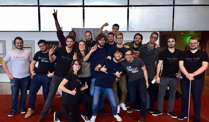 indiecade 2019 IIM jeux video - L'axe Jeux Vidéo de l'IIM expose ses créations à IndieCade 2019