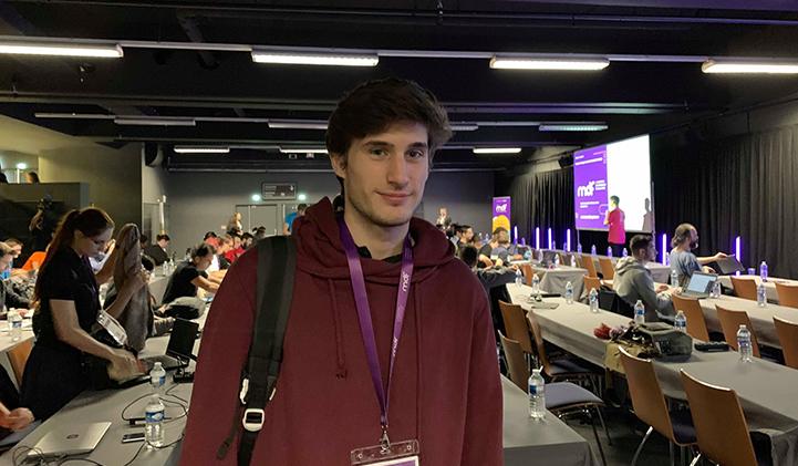 mdf 2019 iim hackathon - Deux étudiants de l'IIM se prêtent au plus grand hackathon de France, le MDF 2019