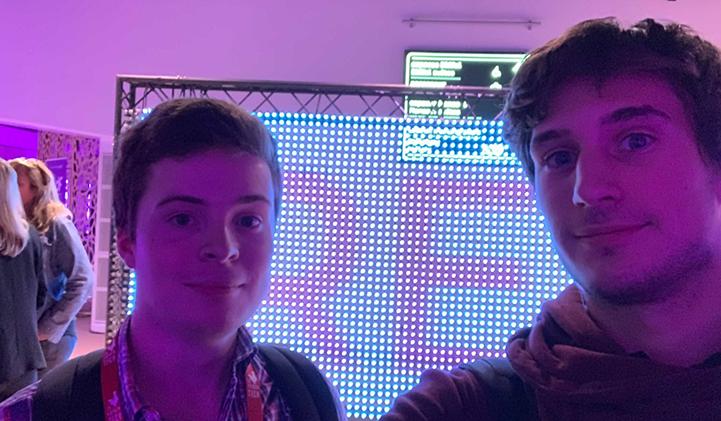 mdf iim web dev hackathon - Deux étudiants de l'IIM se prêtent au plus grand hackathon de France, le MDF 2019