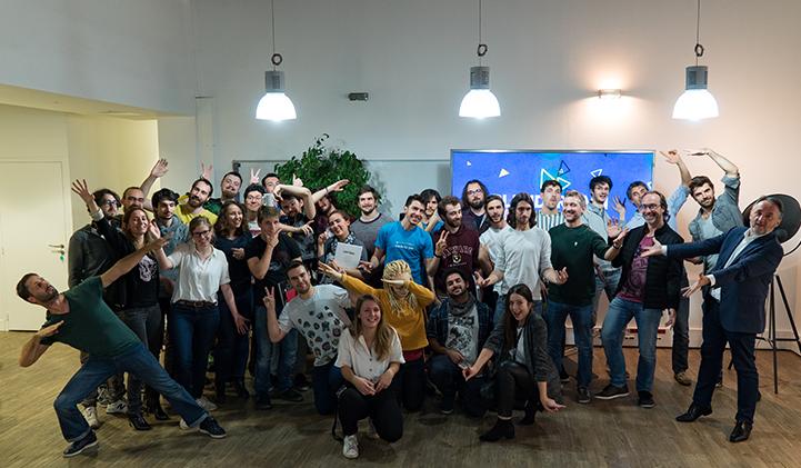ubisoft blender jam IIM - Blender Jam : deux étudiants en Jeux Vidéo exposent leurs talents chez Ubisoft