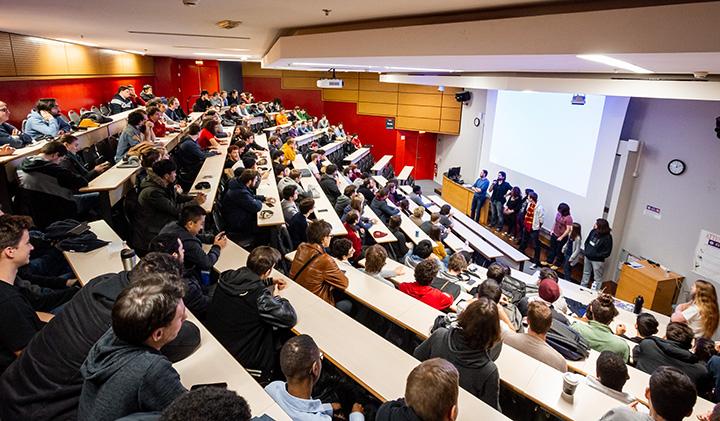 Student Game Conf - Une semaine 100% conférences pour l'axe Jeux Vidéo de l'IIM