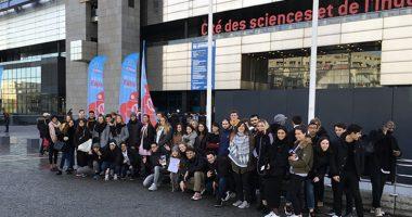 paris maker faire 2019 cite des sciences iim 380x200 - Capturer le mouvement et le reproduire : atelier dessin sur l'anatomie humaine au Louvre