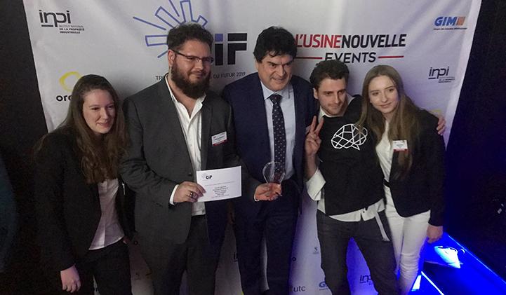 IIM ESILV trophées ingenieurs futur - La transversalité triomphe aux Trophées des Ingénieurs du Futur : victoire pour une team IIM & ESILV