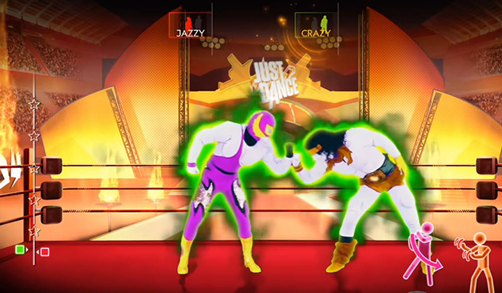 just dance 10 ans final countdown - 10 ans de Just Dance : les raisons du succès planétaire du jeu Ubisoft