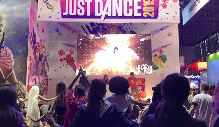 just dance 10 ans paris games week - 10 ans de Just Dance : les raisons du succès planétaire du jeu Ubisoft