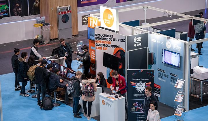 IIM paris games week - L'essor de l'industrie du jeu vidéo dans les années 2010 : de plus en plus de débouchés