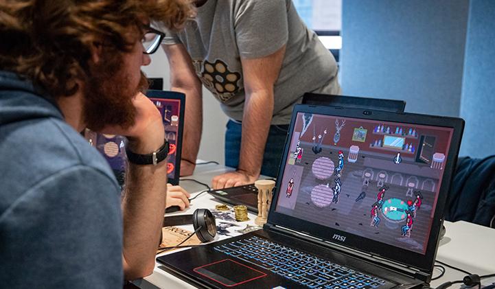 IIM west of time - L'essor de l'industrie du jeu vidéo dans les années 2010 : de plus en plus de débouchés