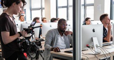 adobe success story iim 380x200 - Dans les coulisses du tournage de l'Adobe Success Story de trois étudiants en Création & Design