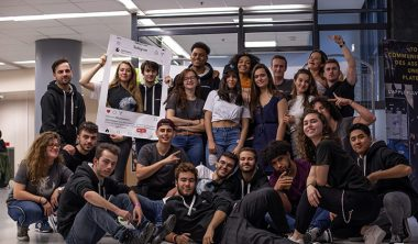 iimpact day iim 380x222 - L'association IIMpact invite le Pôle Léonard de Vinci à découvrir les 5 axes métiers de l'IIM