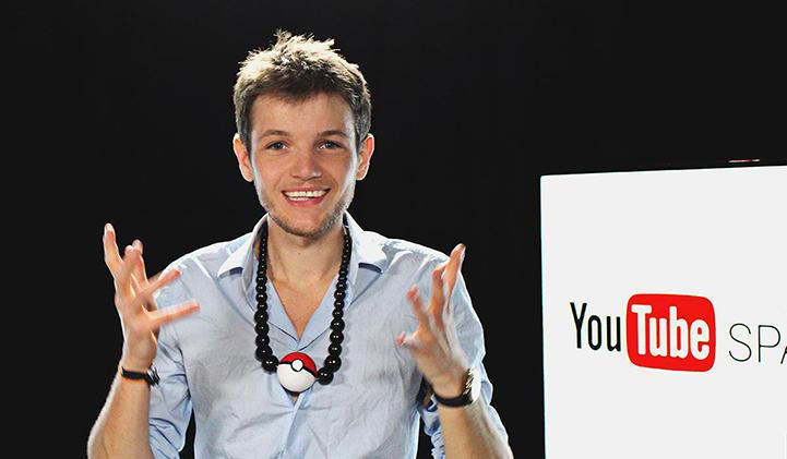 neoxys trash pokemon - Néoxys, fondateur des chaines YouTube Trash et Pokémon Trash, transmet son savoir aux étudiants de l'IIM