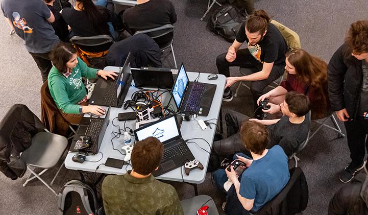 video games week jeux video iim - Video Games Week : une semaine consacrée à l'axe Jeux Vidéo de l'IIM