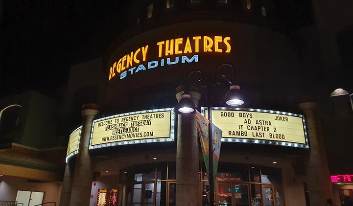 californie movie theatre echange etudiant IIM - Vincent, promo 2021, en échange universitaire à l'University of California à Los Angeles