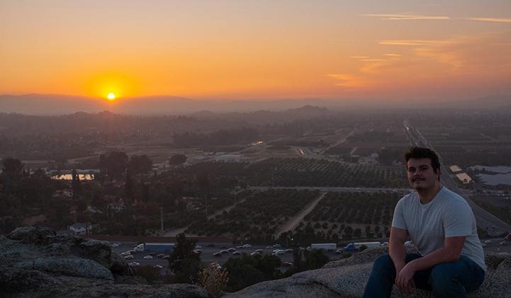 echange etudiant californie IIM Los angeles - Vincent, promo 2021, en échange universitaire à l'University of California à Los Angeles