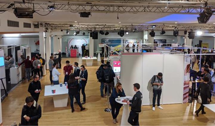devfest iim developpement web - Le Dev Fest ouvre ses portes aux étudiants de la promo 2023 de l'axe développement web