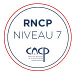 rncp niveau 7 - Mastère Management de la transformation digitale