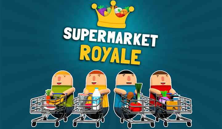 supermarket royale jeu video iim - Supermarket Royale, le party game qui rend les courses alimentaires funs