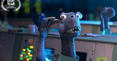 dinosaurs the true story iim court metrage 3d animation 380x200 - Les étudiants de l'IIM en Animation 3D à la 5ème édition des Journées du RECA
